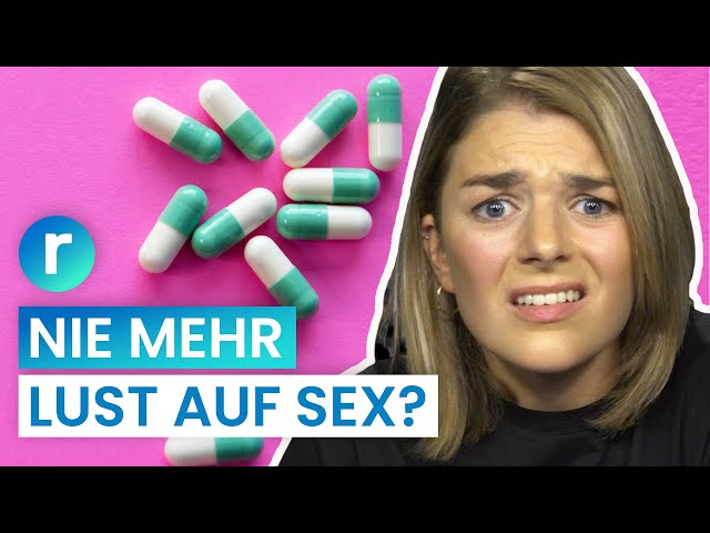 Kein Orgasmus mehr: Sexleben zerstört nach Antidepressiva? | reporter