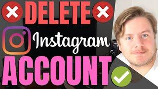 How To Delete Instagram Account Permanently 2021