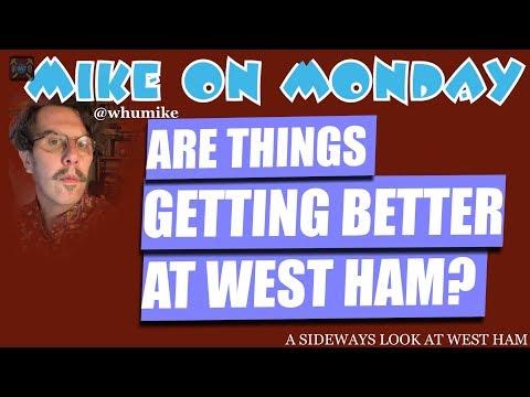Mike on Monday: West Ham Win Game Shock | Karen Brady Scandal
