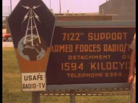 1966 Radio   American Forces Radio Athens
