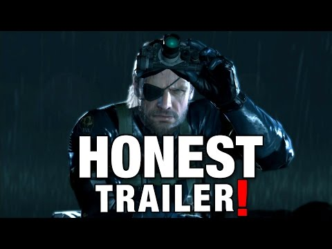 METAL GEAR SOLID (Honest Game Trailers)