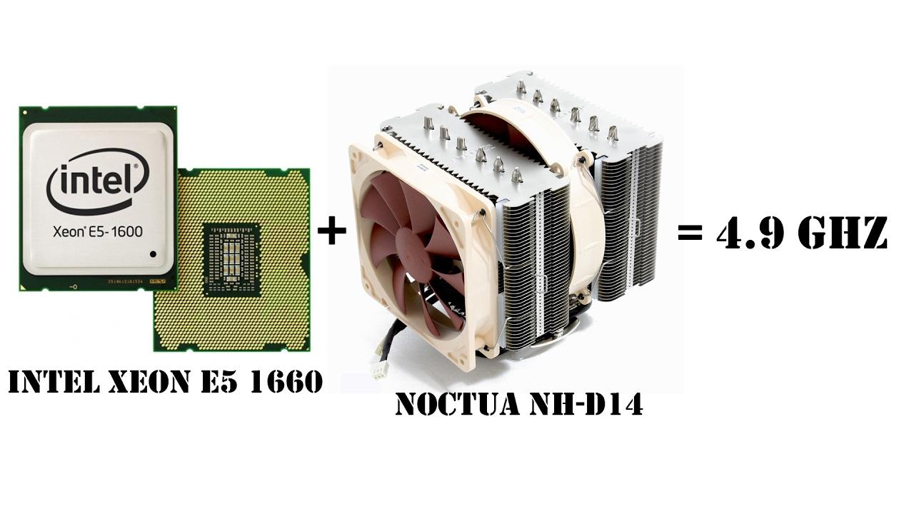 Xeon E5 1660, первый запуск платформы 2011v1, разгон, детальное тестирование