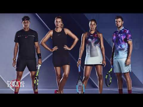 Nike Tennis US Open Apparel & Footwear Commercial At Tennis Express August 2017 (:30)