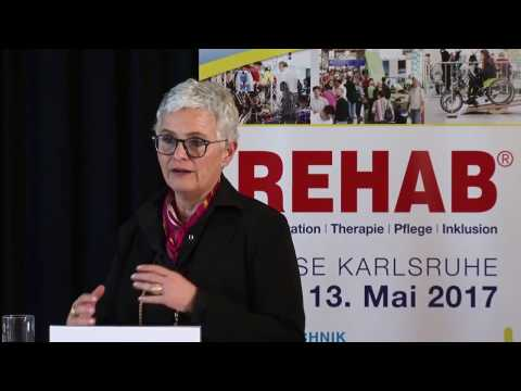 Online-Pressekonferenz zur REHAB 2017