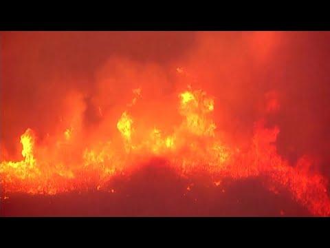 حرائق كاليفورنيا تخرج عن السيطرة   تدمير منازل وقطع كهرباء وإجلاء الآلاف من السكان  - نشر قبل 7 ساعة