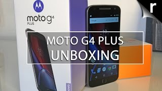 Moto G4 Plus Unboxing and Hands-on Review: Not bigger, but better?