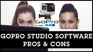 GoPro Studio Software Review: Pros & Cons