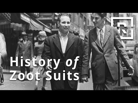Mexican-Americans Risked Their Lives Wearing Zoot Suits | History Of | Racked