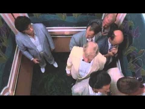 Download Police Academy 5 (1988): Elevator fart scene