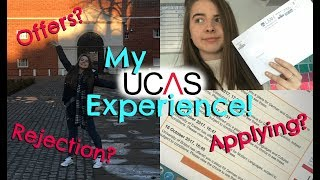 One of Revision With Eve's most viewed videos: WHERE AM I GOING TO UNIVERSITY?! | My UCAS Experience 2017-18