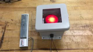 Evilusions Big Red Button Maglock control