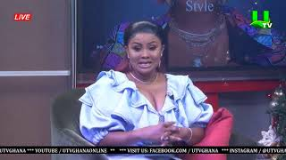 United Showbiz with Empress Nana Ama McBrown - Part 1 (09/01/2021)