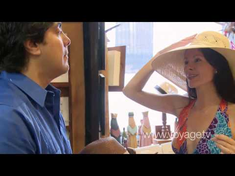 Panama Hats, El Galpon - San Juan, Puerto Rico - Fashion & Shopping - on Voyage.tv