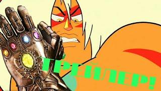 Вселенная Стивена (Война Бесконечности) трейлер пародия