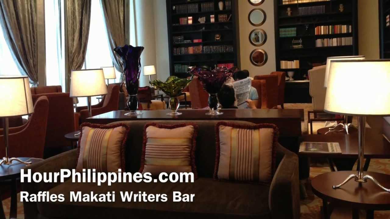 Raffles Hotel Makati Restaurant