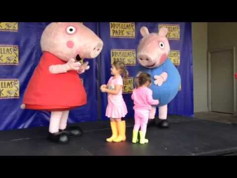 Holly grace meet peppa pig george at drusillas park 12 youtube holly grace meet peppa pig george at drusillas park 12 m4hsunfo
