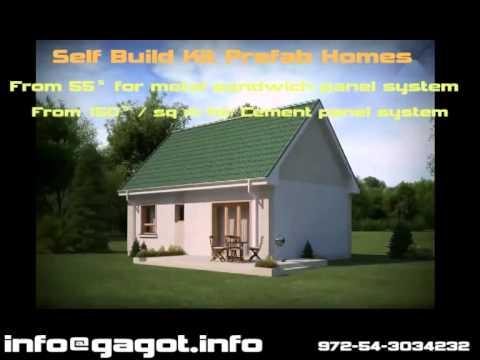 Self build prefab Home