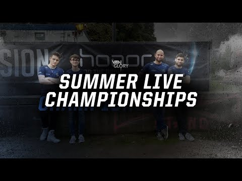 SK Gaming | Content: Vainglory 2017 Summer Live Championship