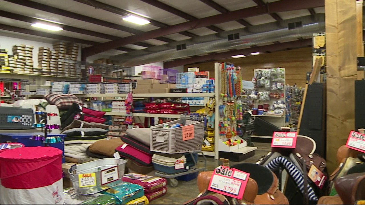 Video: Neshoba County Co-Op completes $1 million expansion
