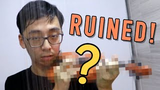 We Destroyed a Violin for This Challenge (The Most Sacrilegious Thing We've Ever Done)