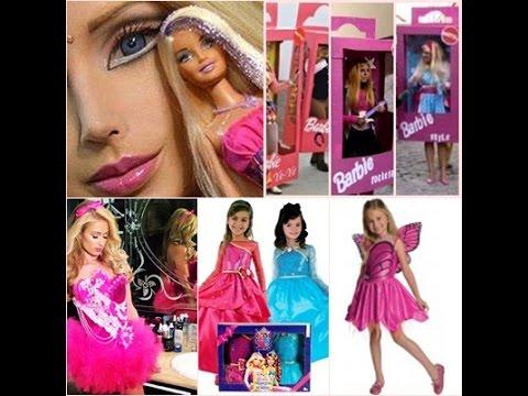 Disfraz de Barbie - Disfraces y Carnaval