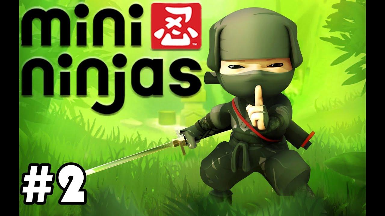 Mini Ninjas 2