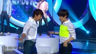 Super Junior - From U, 슈퍼주니어 - 너로부터, Music Core 20120707