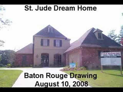 St Jude Dream Home Baton Rouge  Winners