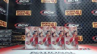 2018 Bowman Draft Jumbo Baseball 4Box Half Case Team Break #2 (12-15-18)