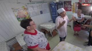 Воинствующие омички устроили разнос «Вьетнамской кухне» за отсутсвие канализации