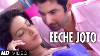 """Eeche Joto"" Latin Song BOSS Movie 2013 - Arijit Singh & Monali Thakur - Jeet, Subhasree"