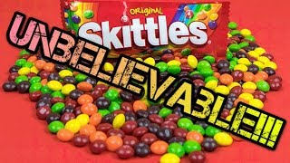 HUGE Skittles Secret Revealed!