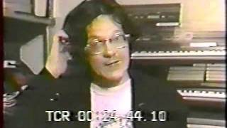 Mark Mothersbaugh Interview 1990