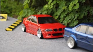 Best of Widebody BMW E46 | RC Drifting