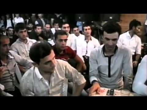 AĞLI ZƏKASI HARDADI (Resad, Perviz, Vuqar, Ferid, Seymur, Nesimi, Emin) Meyxana 2013