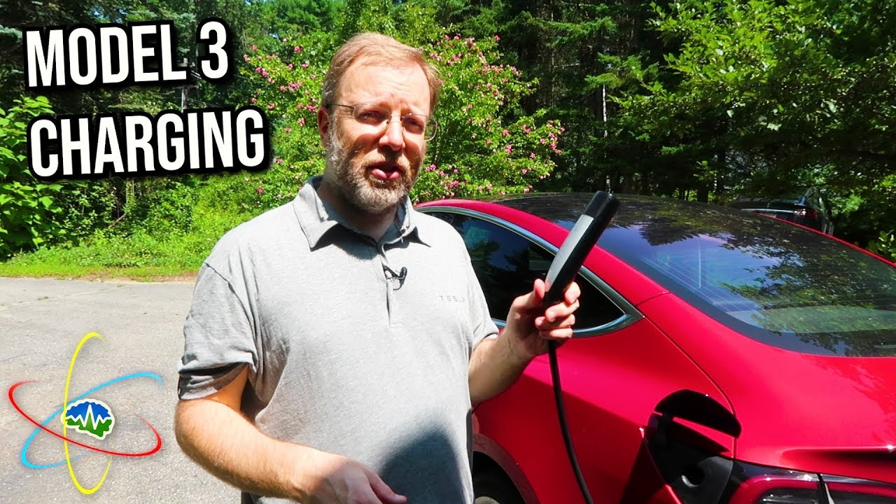 Model 3 Charging - What you need to know!