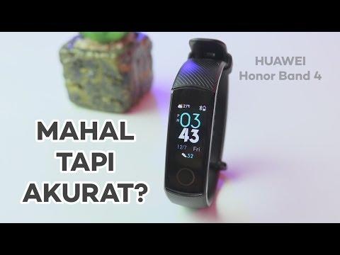 Review Honor Band 4 Indonesia : Tak Hanya Tentang AMOLED