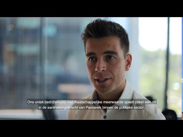 Roeland Briers, sales manager Passwerk/TRplus