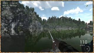 Finally, A Fish! (fishing Planet Closed Beta)