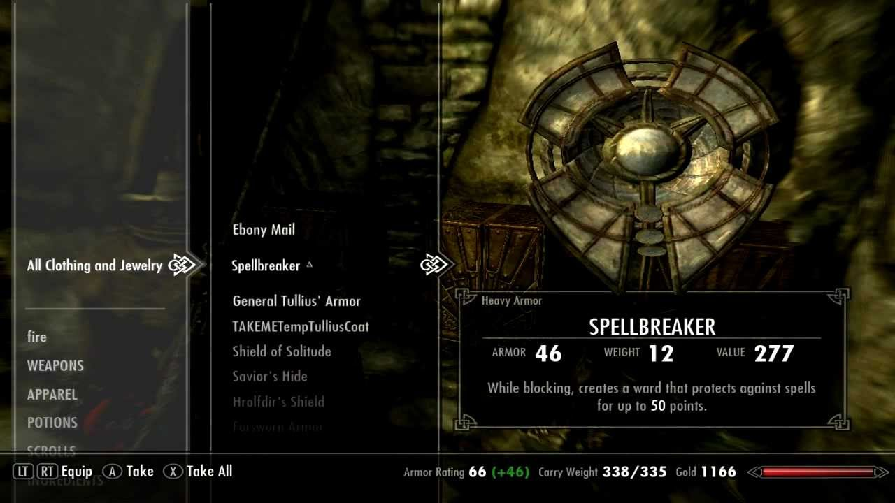 <b>Skyrim</b> All Items &amp; Weapons <b>Cheat</b>! - YouTube