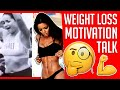 Weight Loss Motivation Talk | Gauge Girl Training