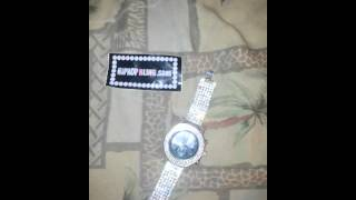 hiphop bling review iced out watch