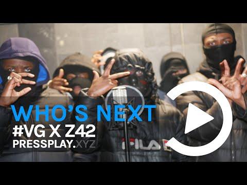 #VG E3 X RF X #Z42 VL - Who's Next? [S1.E5] (Prod. Reimas) | Pressplay
