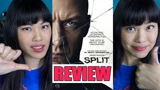 Split   Movie Review (Non Spoilers + Spoilers)