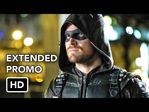"""Arrow 5x21 Extended Promo """"Honor Thy Fathers"""" (HD) Season 5 Episode 21 Extended Promo"""