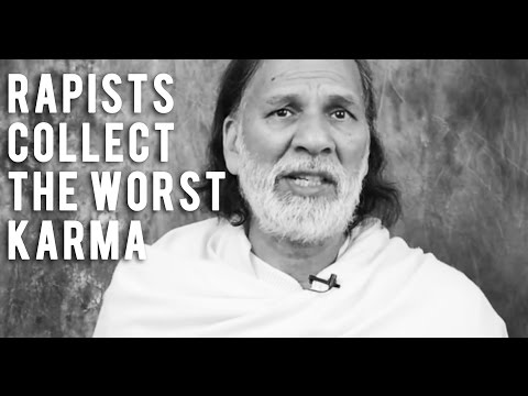 Bad Karma Collected: Rape, Molestation & Child Abuse