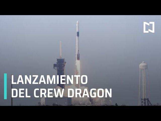 Lanzamiento SpaceX en vivo