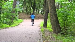 Paweł Czapiewski - Trening na podbiegu