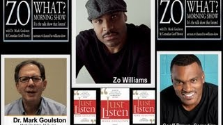 Zo Williams Show: Hot Topics, Comedy, Real Issues (4/4)