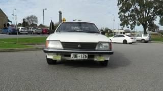 1983 Holden VH Commodore Vacationer Sedan